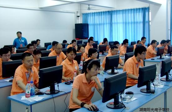 电脑网络工程实战班