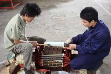 电动机(电机)维修实战班