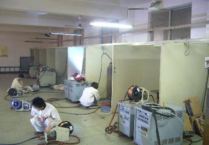 中級焊工實戰班
