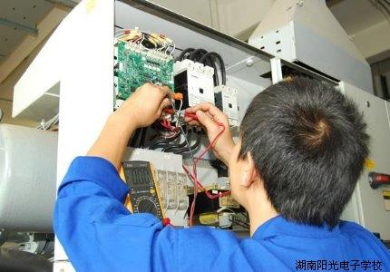 空调冰箱维修实战班